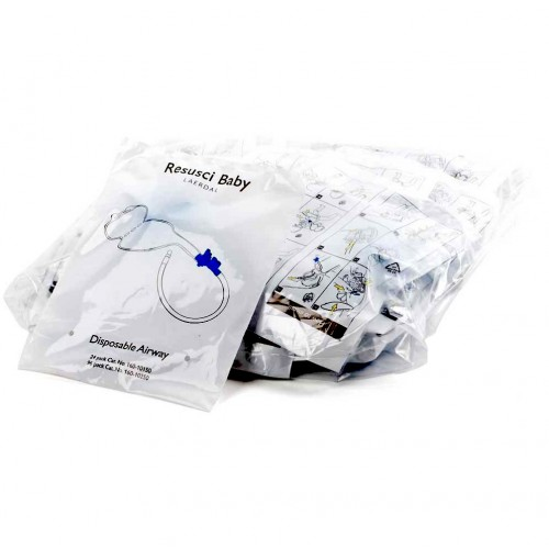 Pack 24 voies respiratoires pour Resusci & First Aid Baby