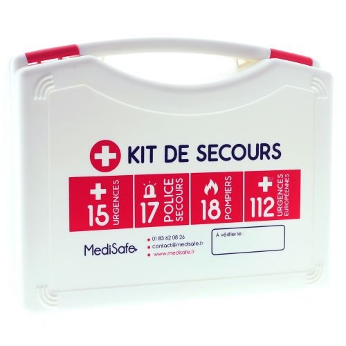 Valise de secours Rugby FIRST